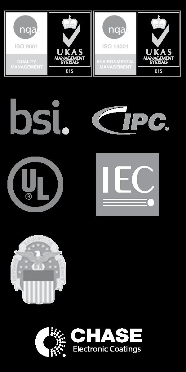 Resin Designs Industry Certifications