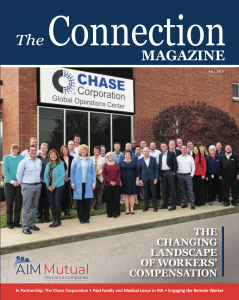 Featured in The Connection Magazine